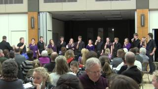 Solon High School Vocal Jazz - Mainstream 2015