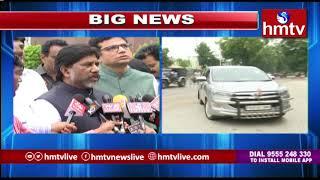 CLP Leader Bhatti Vikramarka Speaks To Media After Meeting Governor Tamilisai | hmtv Telugu News