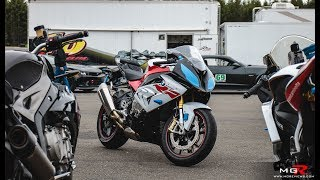 2017 BMW S1000RR at The Ridge Motorsports Park - Revscene x TSS Trackday June 4, 2017 - MGReviews