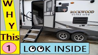 2020 Rockwood 2604 WS Detailed Look & Why WE Bought it