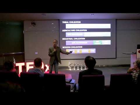 Dog's Wisdom - Human civilization | Huu Tri Nguyen | TEDxRMIT
