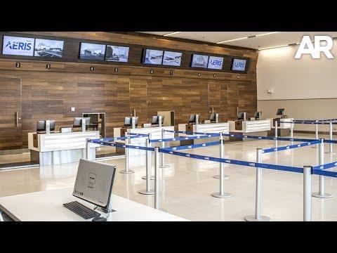 Nueva terminal doméstica abre puertas en aeropuerto Juan Santamaría
