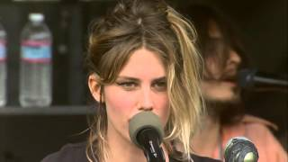 Wolf Alice - You're a Germ (Outside Lands Festival 2015)