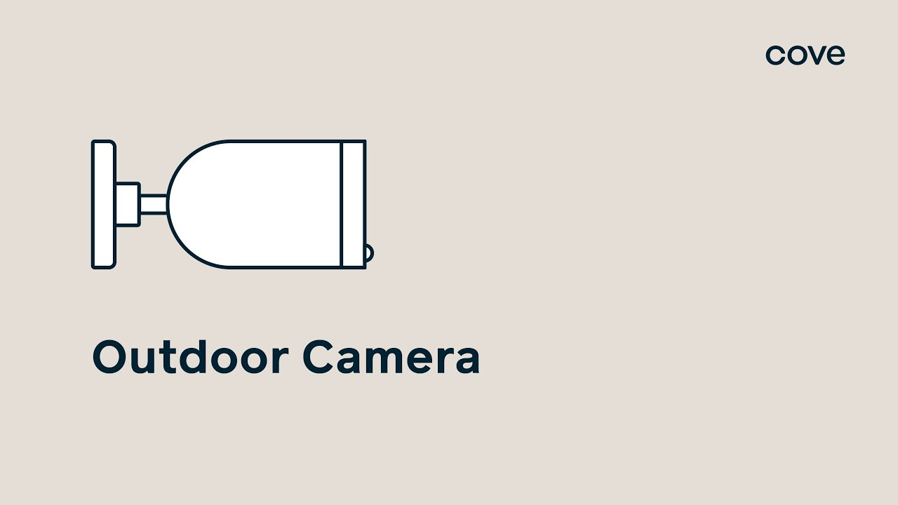 Download How to Install an Outdoor Camera - Cove