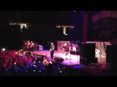 Five Finger Death Punch (Intro) Under & Over It -- *LIVE* Peoria IL 5/16/14