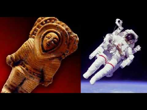 Were ancient civilizations in contact with extraterrestrial civilizations?
