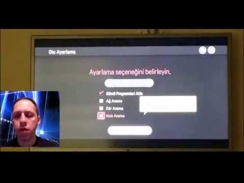 LG TV-Türksat ve Hotbird uydu ayarları nasıl yapılır? (DiseqC)