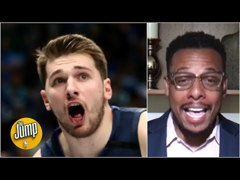 Luka Doncic is THE most talented player in the NBA right now - Paul Pierce | The Jump