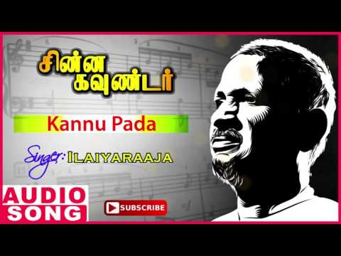 Chinna Gounder Tamil Movie | Kannu Pada Song | Vijayakanth | Sukanya | Ilayaraja | Music Master