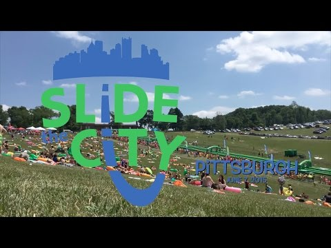 Slide The City Pittsburgh