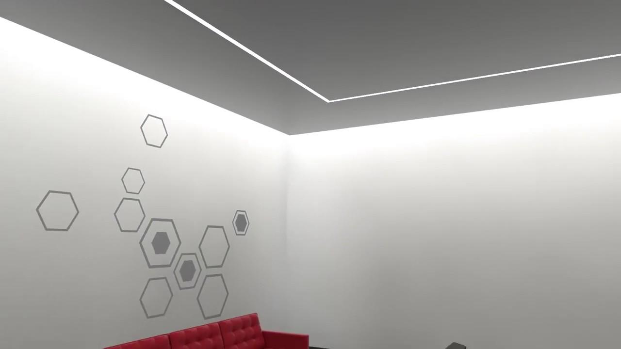 High Performance Perimeter Lighting