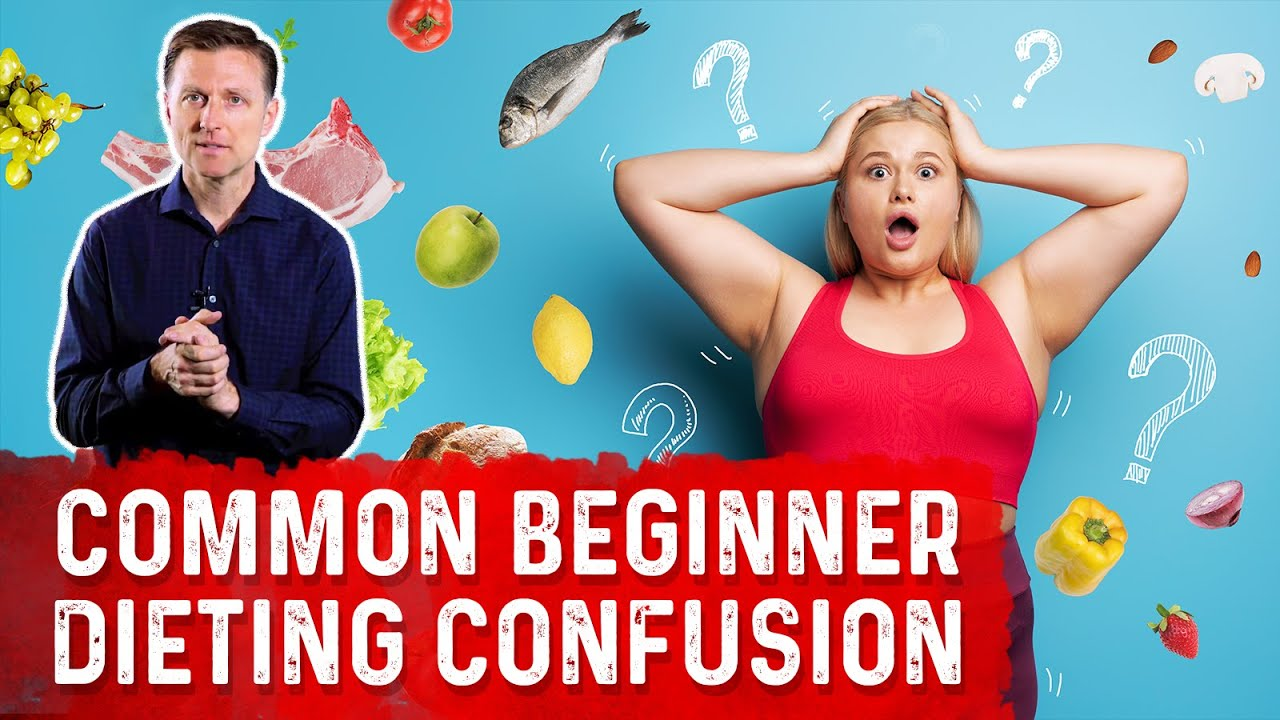 A Common Beginner Dieting Confusion