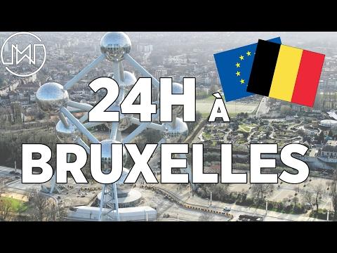 24 heures à Bruxelles - BELGIQUE