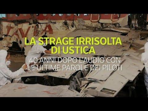 27 giugno 1980: la strage irrisolta di Ustica, l'audio con le ultime parole dei piloti