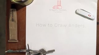 How to Draw Anders