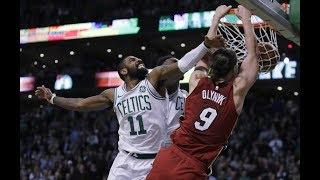 Kelly Olynyk at Celtics (12/20/2017) - 32 Pts, 7 Rebs, 12-15 FGM, 6-8 3PM, OWNS CELTICS! thumbnail