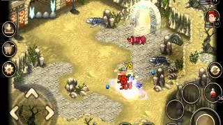 Shin Lv 7 Boss Guide Inotia 4 RPG Free Android App Gameplay