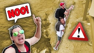 I told them not to do this... w/ Cameron Dallas, Aaron Carpenter