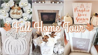 FALL HOME DECOR HOUSE TOUR | 2019��