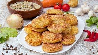 Котлеты с рисом и картофелем - Рецепты от Со Вкусом