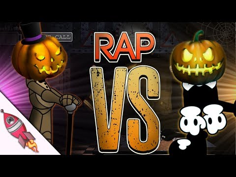 Five Nights At Freddy's VS Bendy and the Ink Machine Rap Battle | Freddy vs Bendy 2 | Rockit Gaming