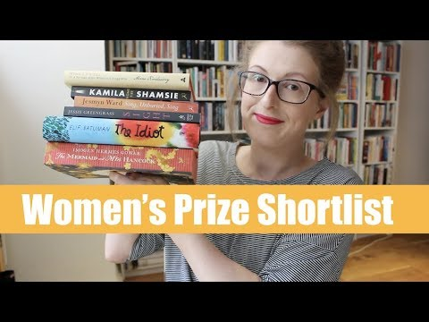 Women's Prize for Fiction 2018 | Reviews & Winner Prediction