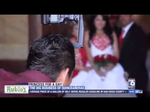 Reportaje Canal CW 6 San Diego en Factory of DreamsHall (1)