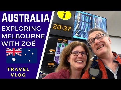 Our First Trip To Melbourne, Australia - Part 1
