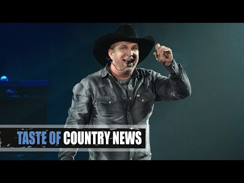 """Garth Brooks, """"Baby, Let's Lay Down and Dance"""" Is His Return to Radio"""