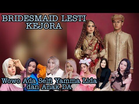 Download SELFI YAMMA LIDA DAN ANAK DA DAN YANG LAINNYA JADI BRIDESMAID DEDE LESTI KEJORA