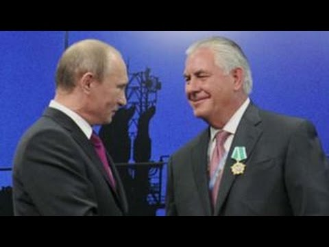 How Tillerson's Russia experience could help his new position