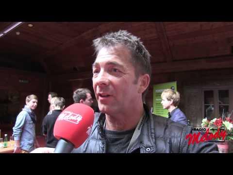 """Gilbert im Radio Melody Gespräch """"Feb 2015"""