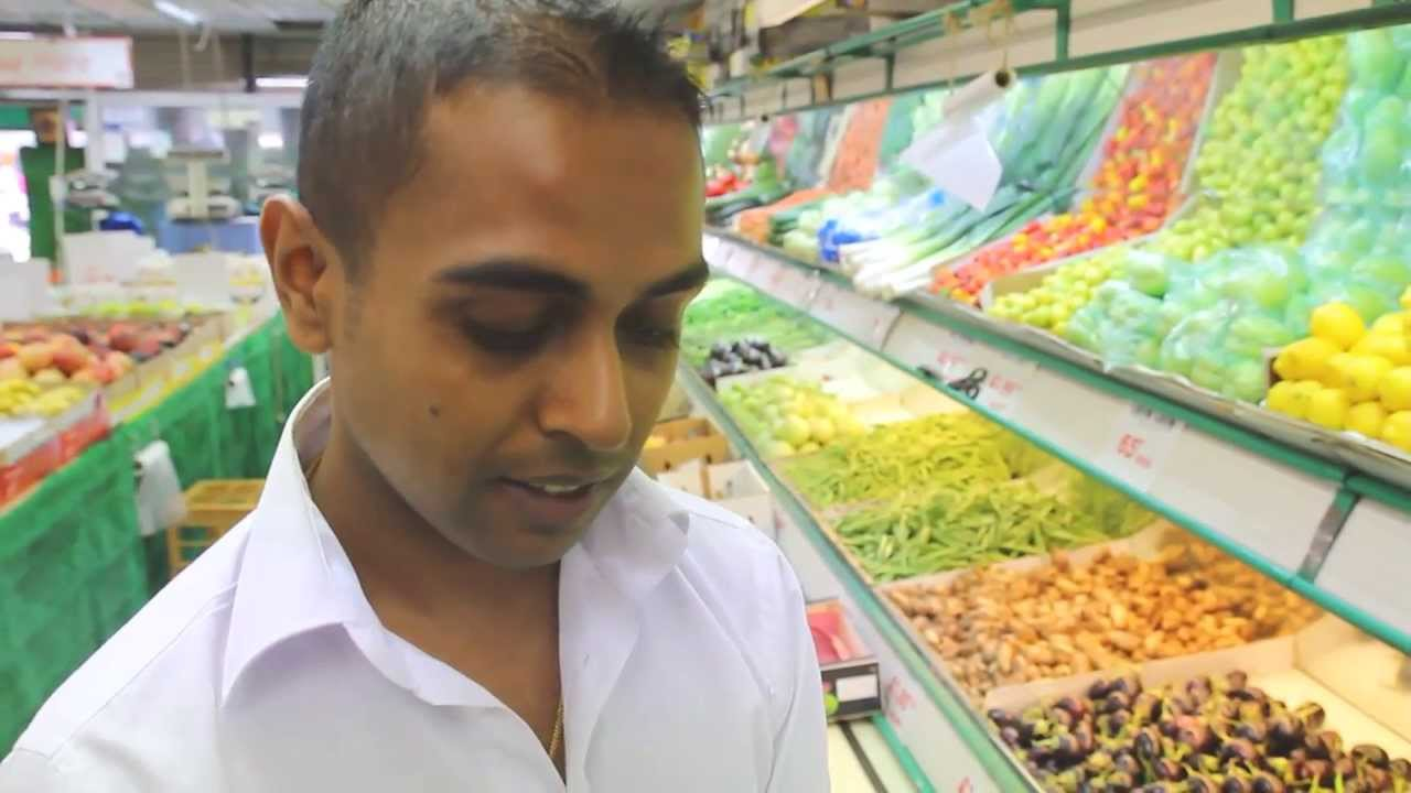 Indische Küche in London - Green Street - GU Kochbuch - YouTube