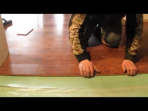 How To Install Laminate Advanced