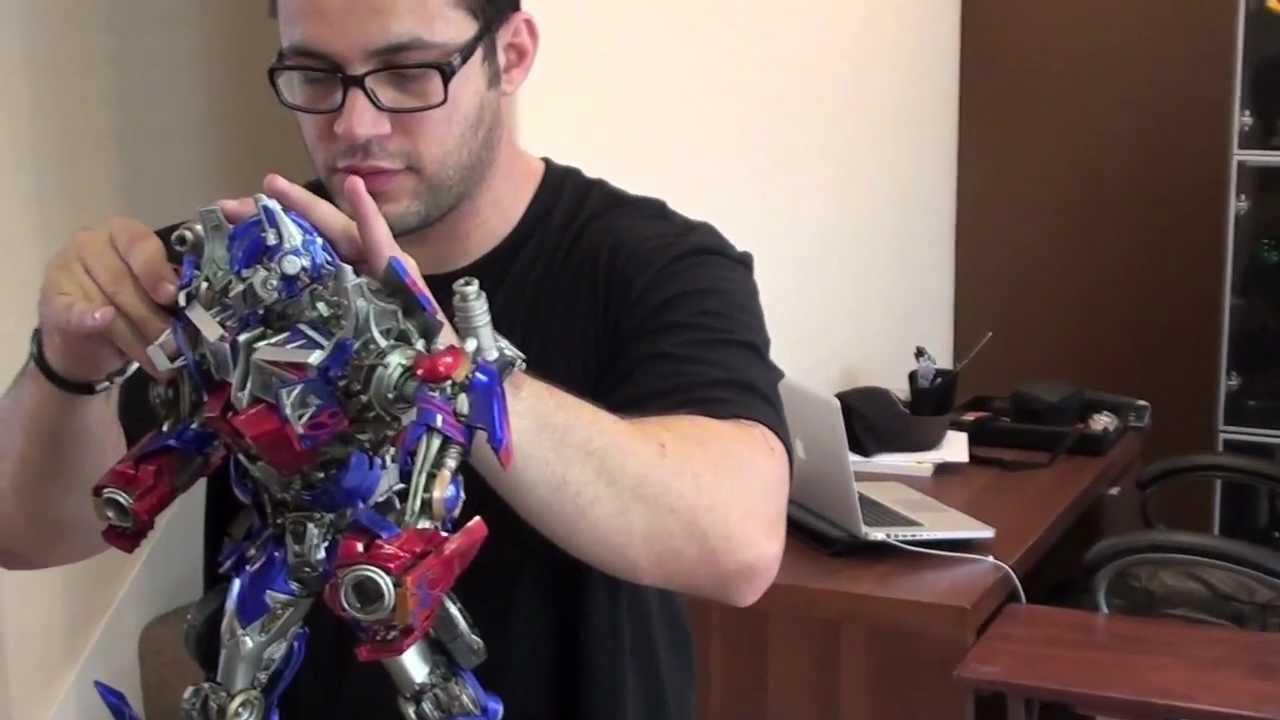 transformers d style maquette optimus prime  Blog de megatronprime37