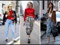 Street style trends seen 2017