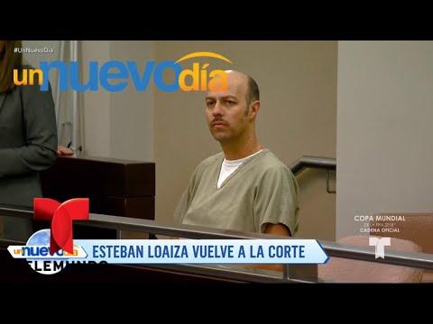 Esteban Loaiza pasará cómo mínimo 10 años en prisión | Un Nuevo Día | Telemundo