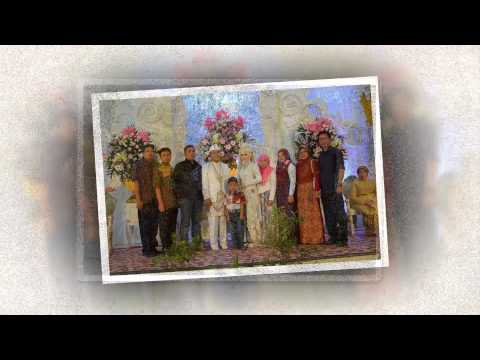 Celine Dion ~ Hero  ( Wedding Eka&Ismed Part 2 )
