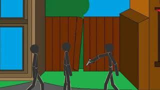 Knifeman серия 3 (рисуем мультфильмы 2)