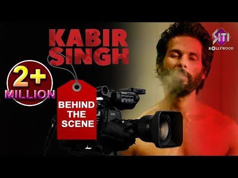 Kabir Singh | Behind The Scenes  | Shahid Kapoor | Kiara Advani | Sandeep Reddy Vanga