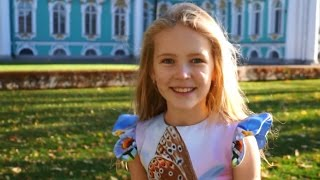 Varvara Aleksandrova | MISS TOP FIRE 2016
