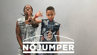 The Rico Recklezz Interview - No Jumper
