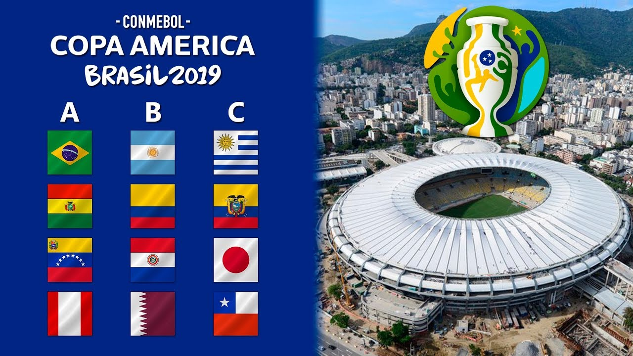 Copa Amrica Brasil 2019: resultados, tablas de posiciones y ...