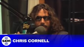 Chris Cornell Reacts to Eddie Vedder Lookalike // SiriusXM // Opie & Anthony