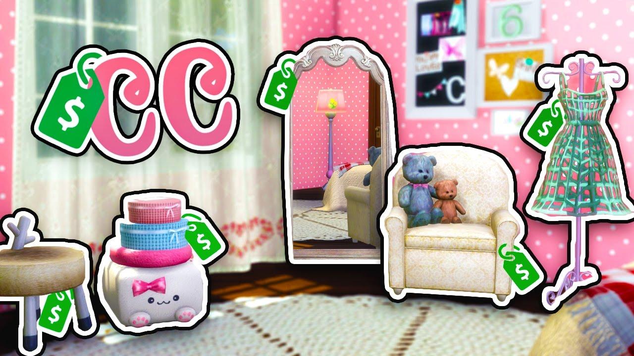 The Sims 4 Cc Ping Home Decor