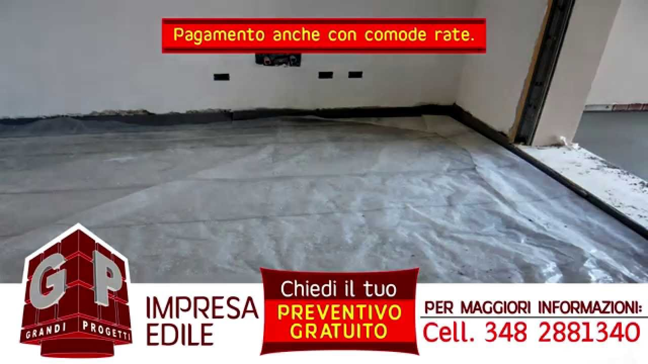 Sottofondi Per Pavimenti Posa Pavimenti Massetti Bologna