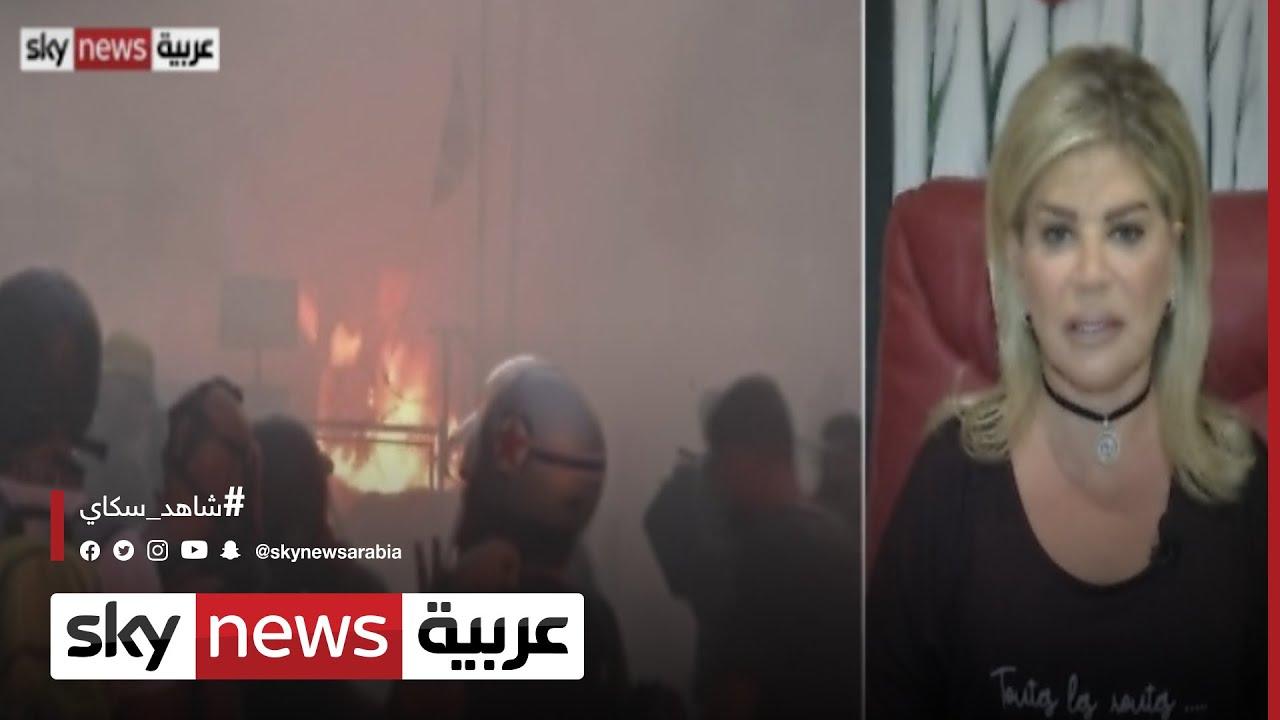 الوزير السابقة مي شدياق: هناك العديد من الجرحى من انفجارمرفأ بيروت  - نشر قبل 3 ساعة