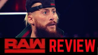 WWE Raw 6/19/2017 Review & Reaction | Enzo's Attacker Is Revealed