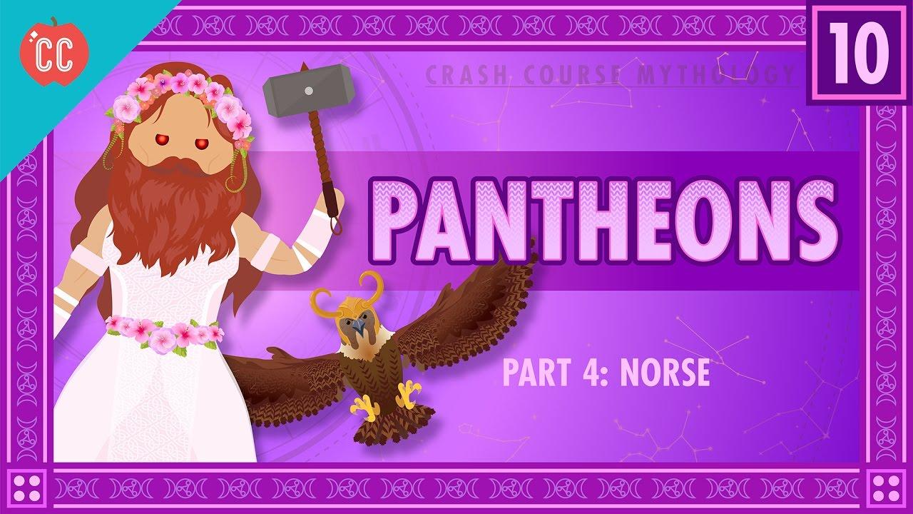The Norse Pantheon Crash Course World Mythology 10