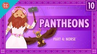 The Norse Pantheon: Crash Course World Mythology #10